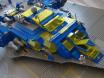 Space Classic, LL970, Mutterschiff
